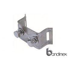 Кронштейны для щитов Bandimex расширенные, из нержавеющей стали V2A