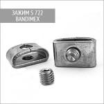 Бандажные зажимы Bandimex для усиленного крепления V2A