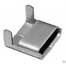 Пряжки из нержавеющей стали 12,7 мм.